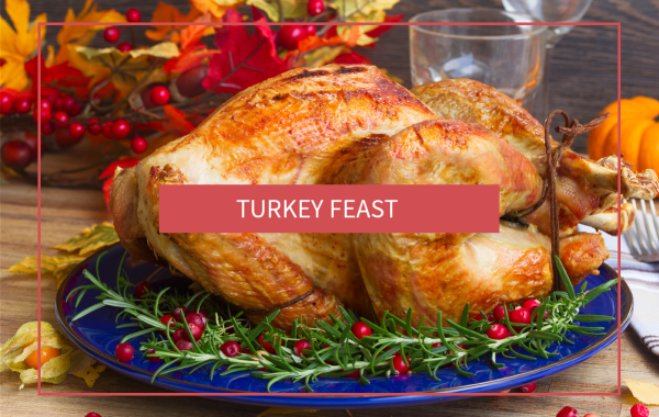 Turkey Dinner Nibblers Catering Corporate Catering Phoenix